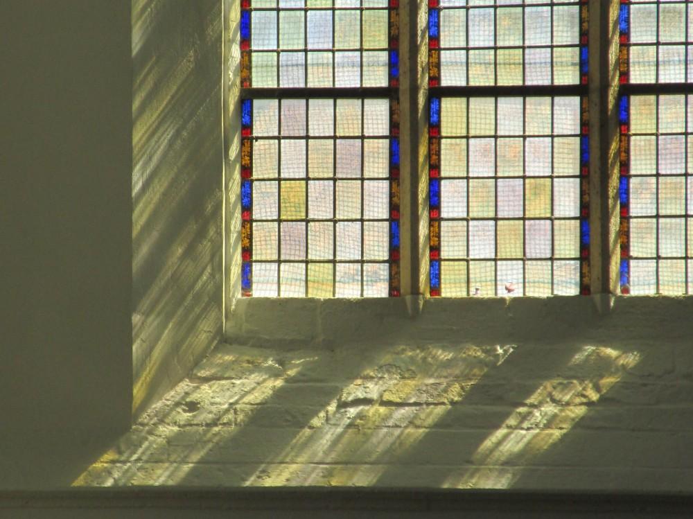Sint-Catharijnekerk, venster 2