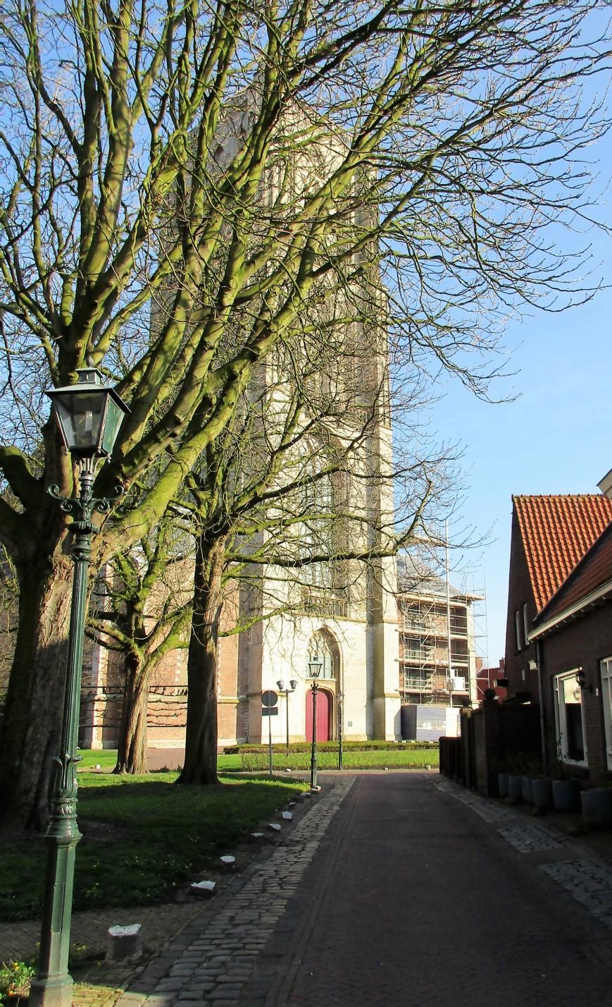 Sint-Catharijnekerk, vooraanzicht (2)
