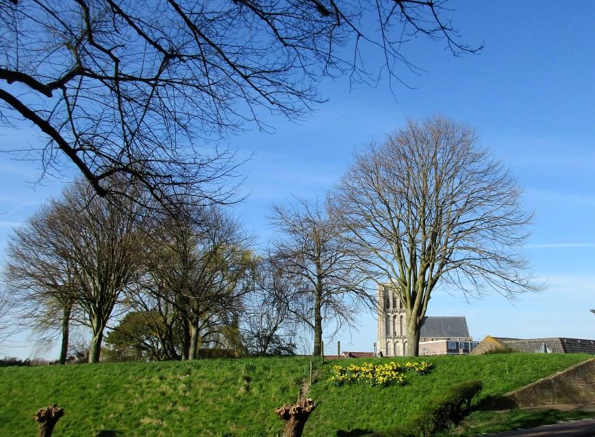 Sint-Catharijnekerk zuidzijde (2)